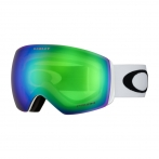 Маска Oakley Flight Deck MATTE WHITE / PRIZM JADE IRIDIUM