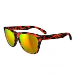 Oakley  Frogskins Acid Tortoise Orange wFire Irid