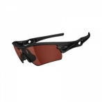 Oakley Radarlock Path Polished Black Prizm Trail & Clear Vented