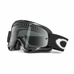 OAKLEY O-FRAME MX JET BLACK / DARK GREY - мотоциклетная маска