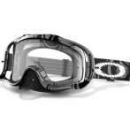 O FRAME MX GREY TRIBAL CLEAR - маска Oakley