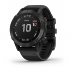 Garmin fenix 6 - Black with Black Band