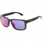 Очки OAKLEY HOLBROOK Matte Black Positive Red Iridium