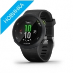 Спортивные часы Garmin Forerunner 45 Large Black/Black