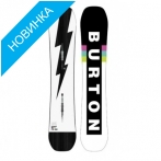 Сноуборд BURTON CUSTOM FLYING V 2021